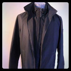 Tumi Tech Black Jacket
